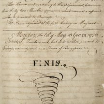 Journals of the House of Burgesses of Virginia