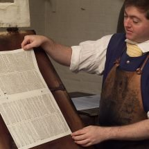 Printing the Virginia Gazette