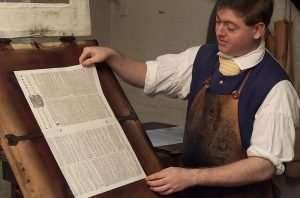 Printing in Colonial Virginia