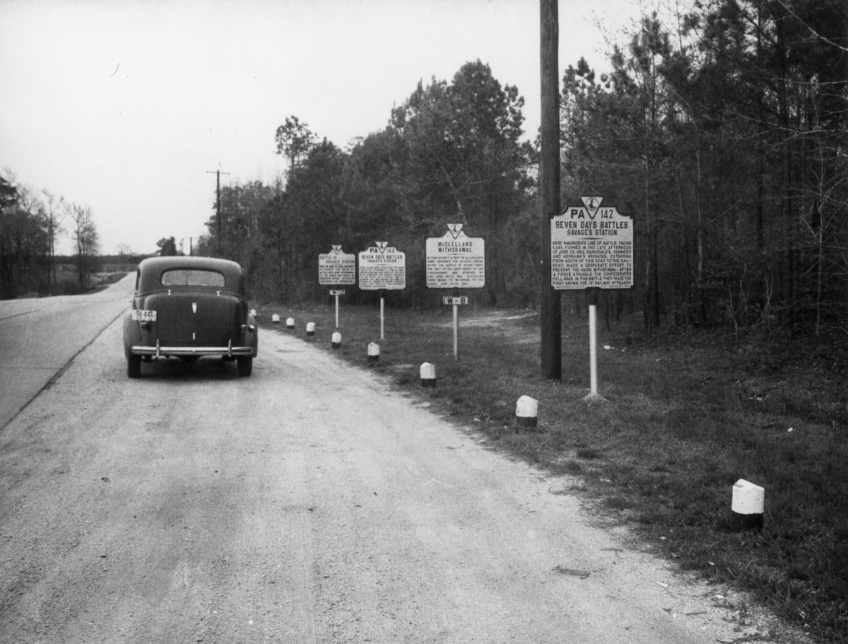 Historical Highway Markers