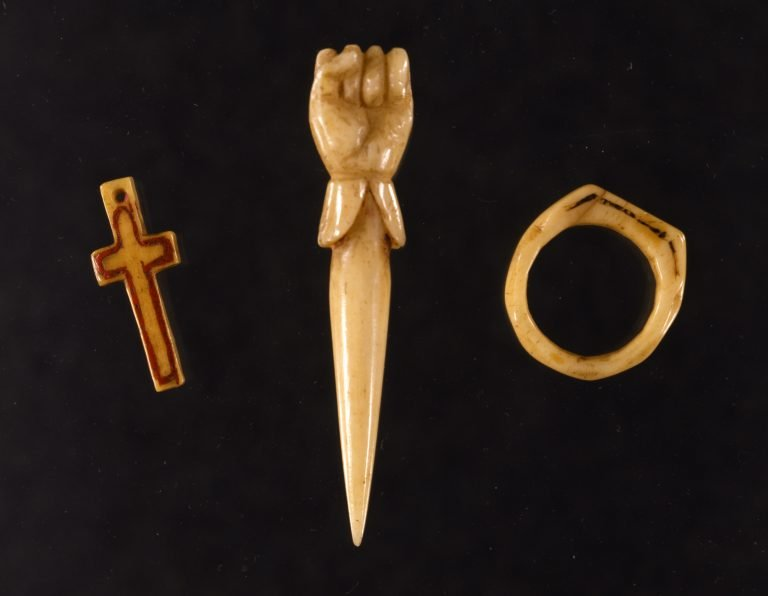 Libby Prison Artifacts
