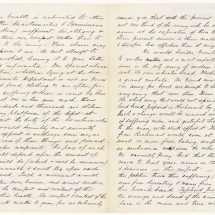 Jefferson Davis Letter