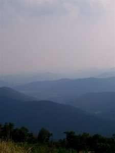 Backcountry Frontier of Colonial Virginia