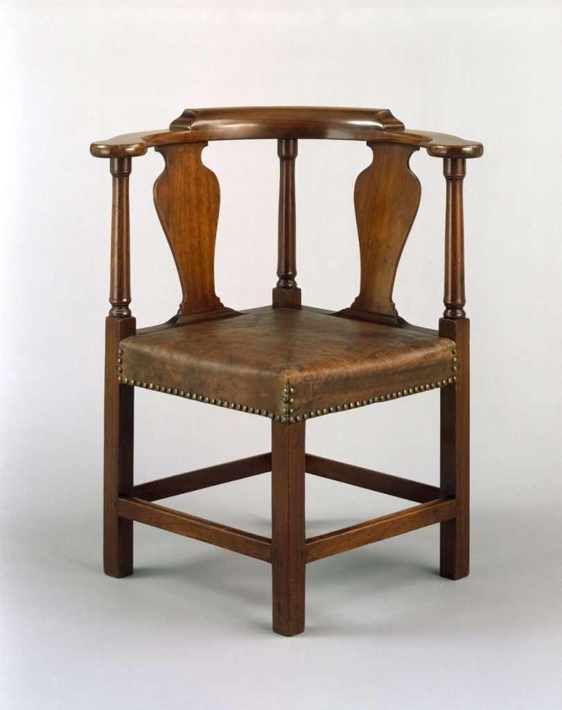 Patrick Henry's Smoking Chair