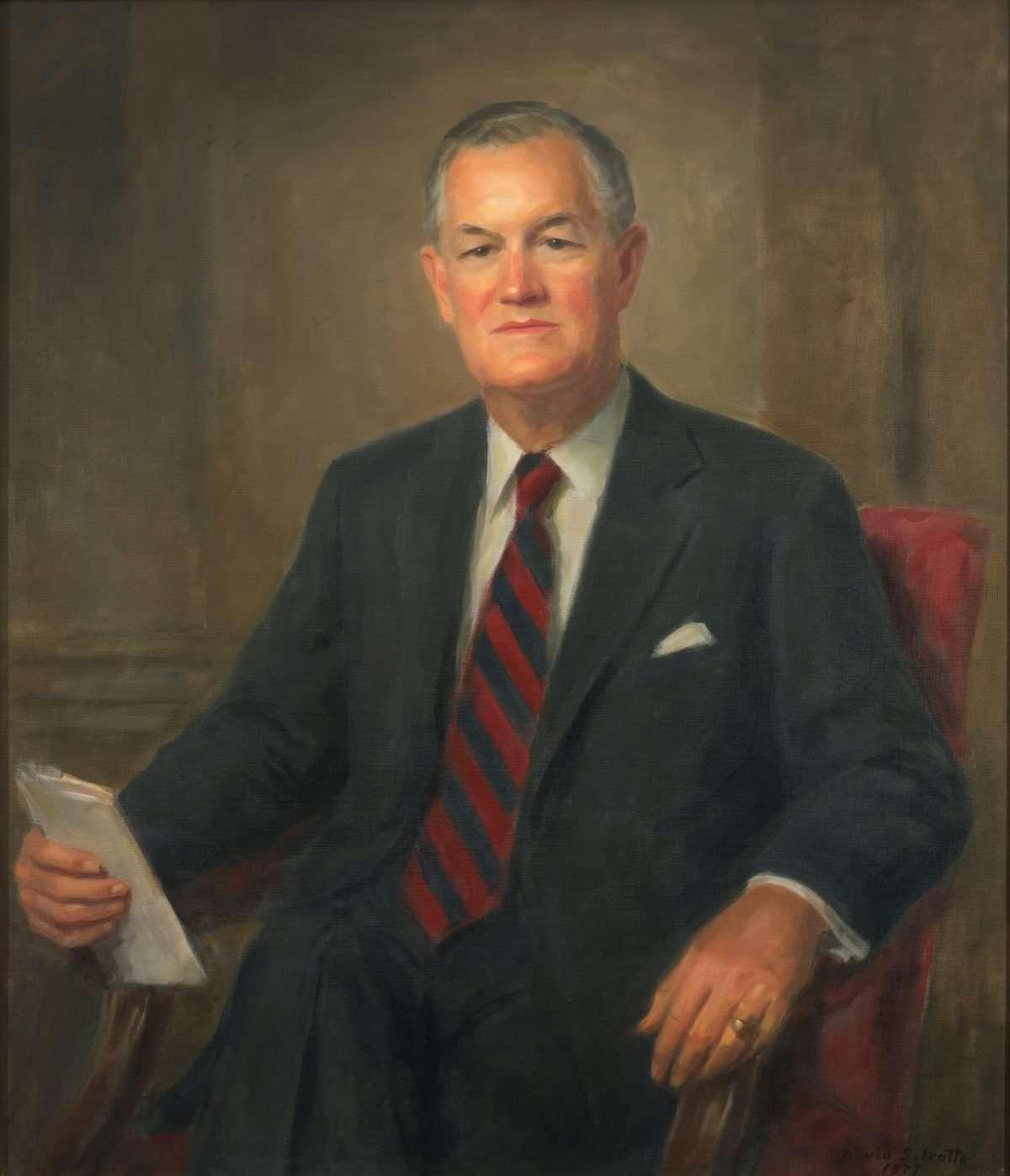 Governor Mills E. Godwin