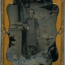 Portrait of a Confederate Lieutenant