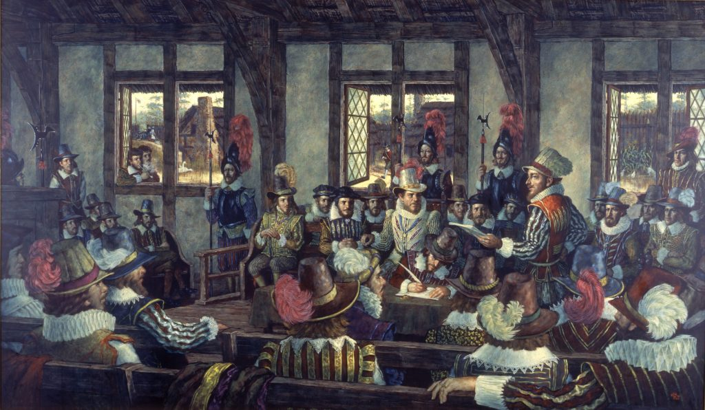 First Legislative Assembly in the New World