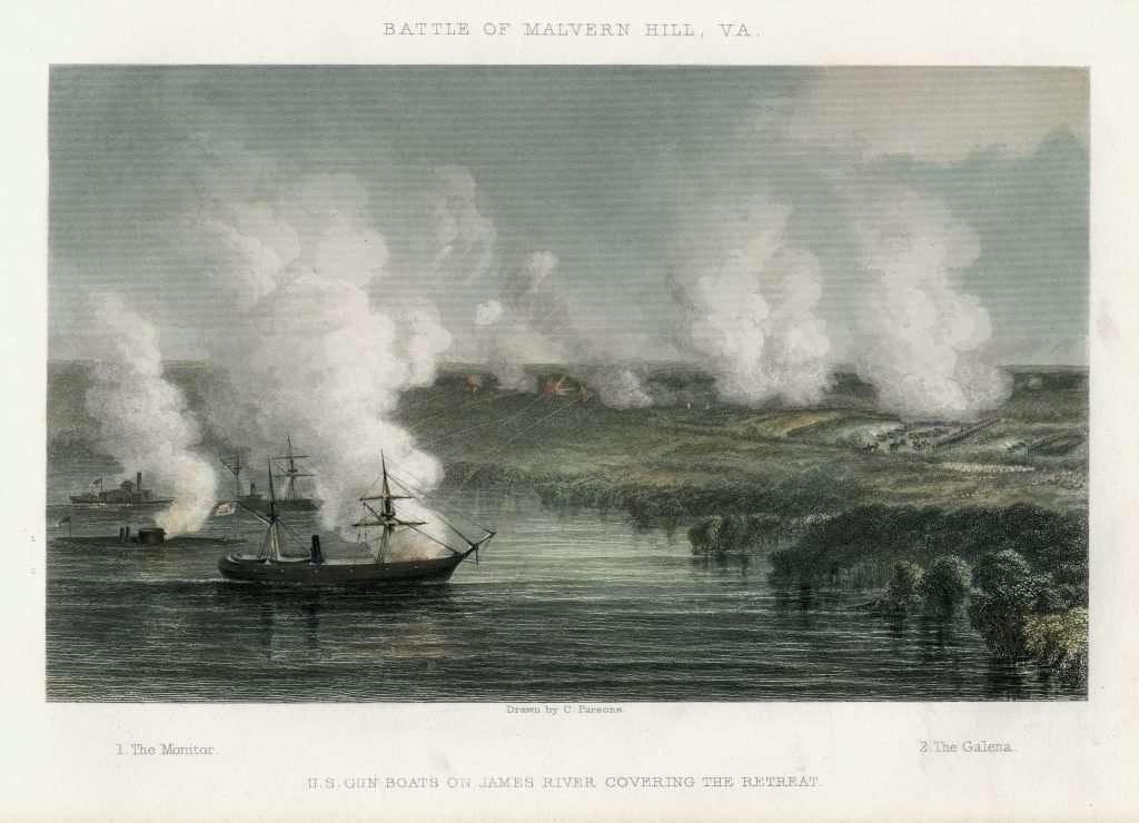 Battle of Malvern Hill