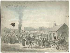 Manassas Gap Railroad during the Civil War