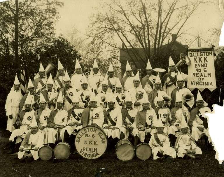 Ballston KKK Band No. 6 Realm of Virginia