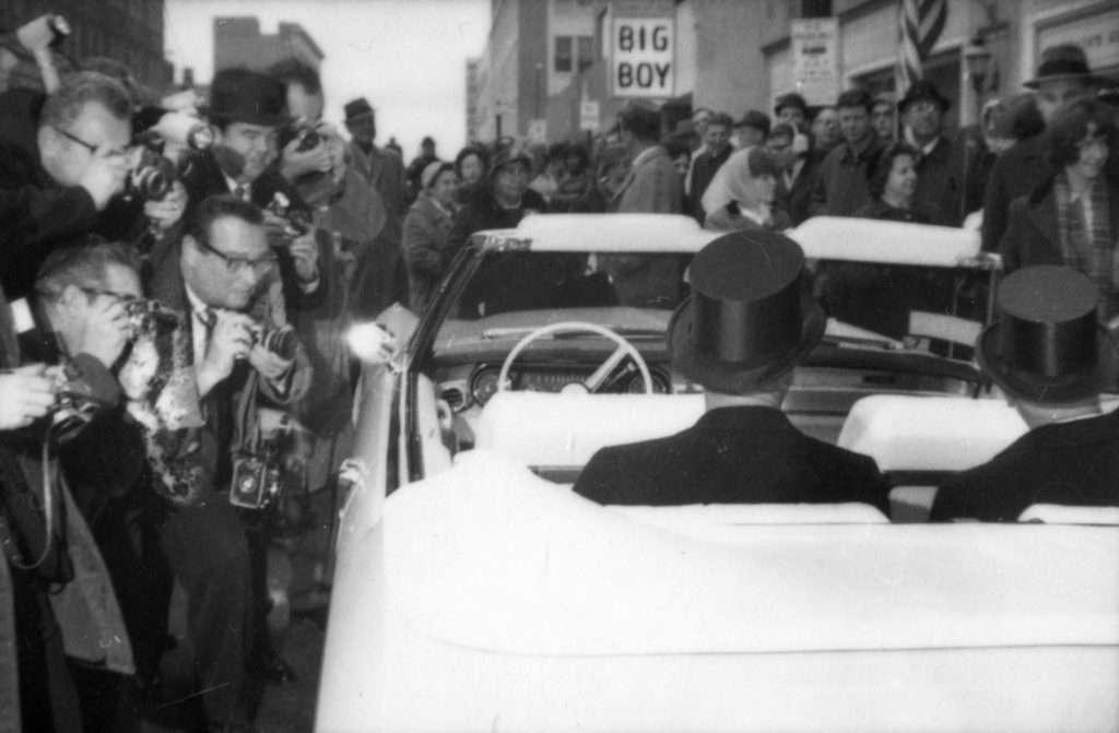 Inauguration of Governor Mills E. Godwin
