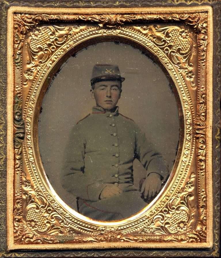 Corporal John O. Farrell
