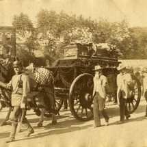 Jefferson Davis's Coffin