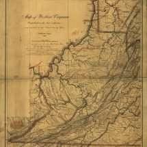 Map of Western Virginia