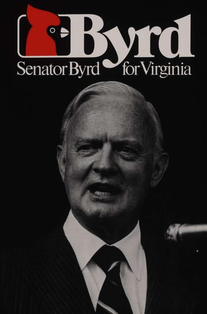 Senator Byrd for Virginia