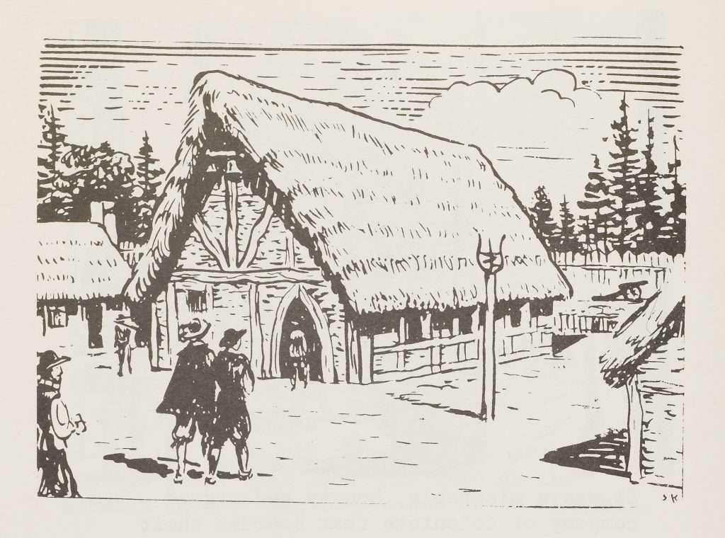 Jamestown Chapel