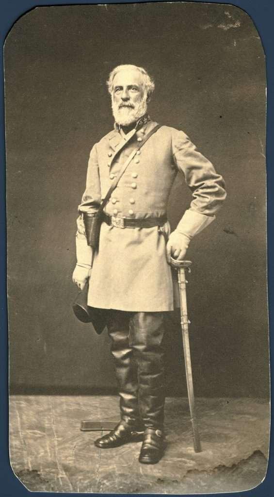Robert E. Lee in Uniform