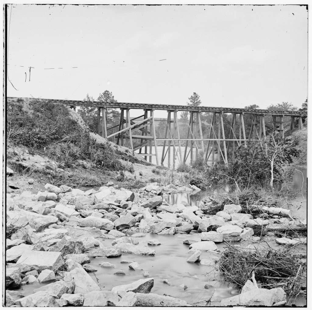South Side Railroad Trestle