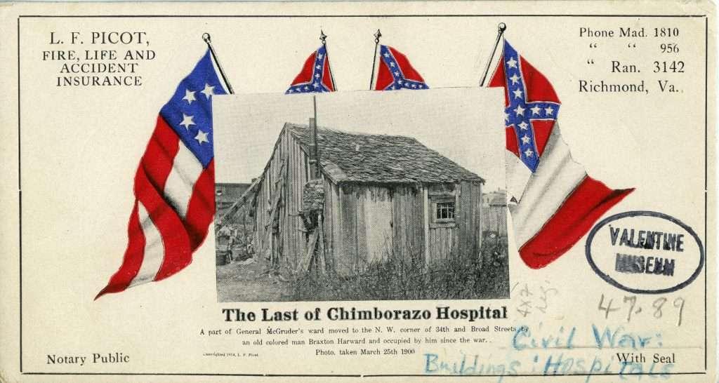 The Last of Chimborazo Hospital