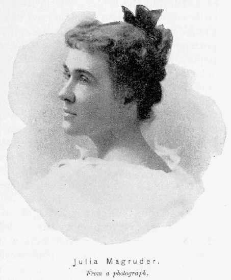 Julia Magruder