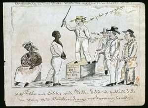Lewis Miller's Virginia Slavery Drawings
