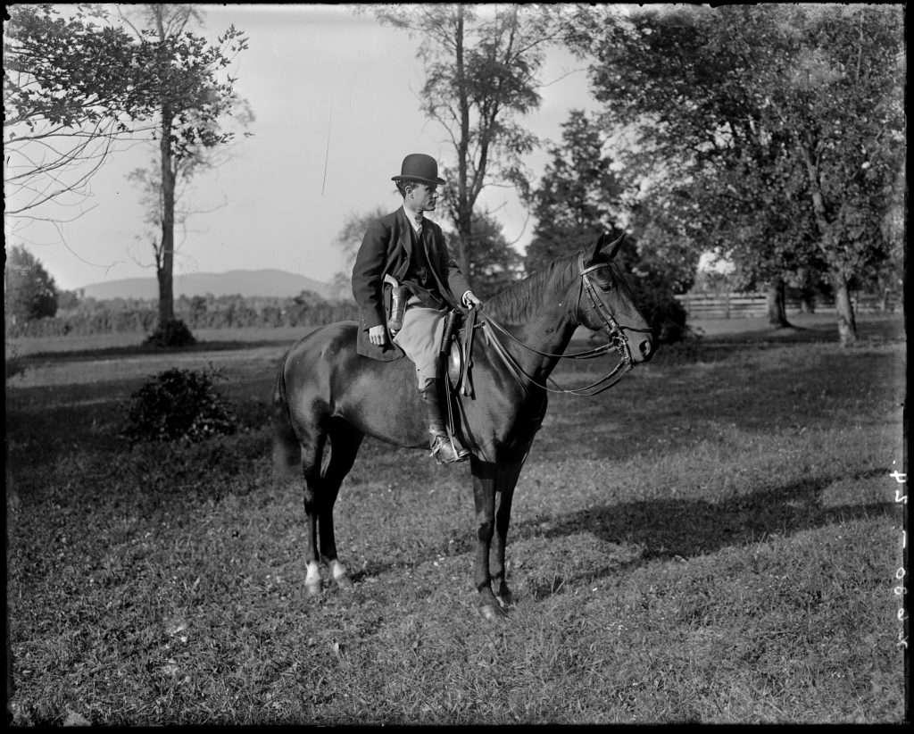 Chaloner in Virginia