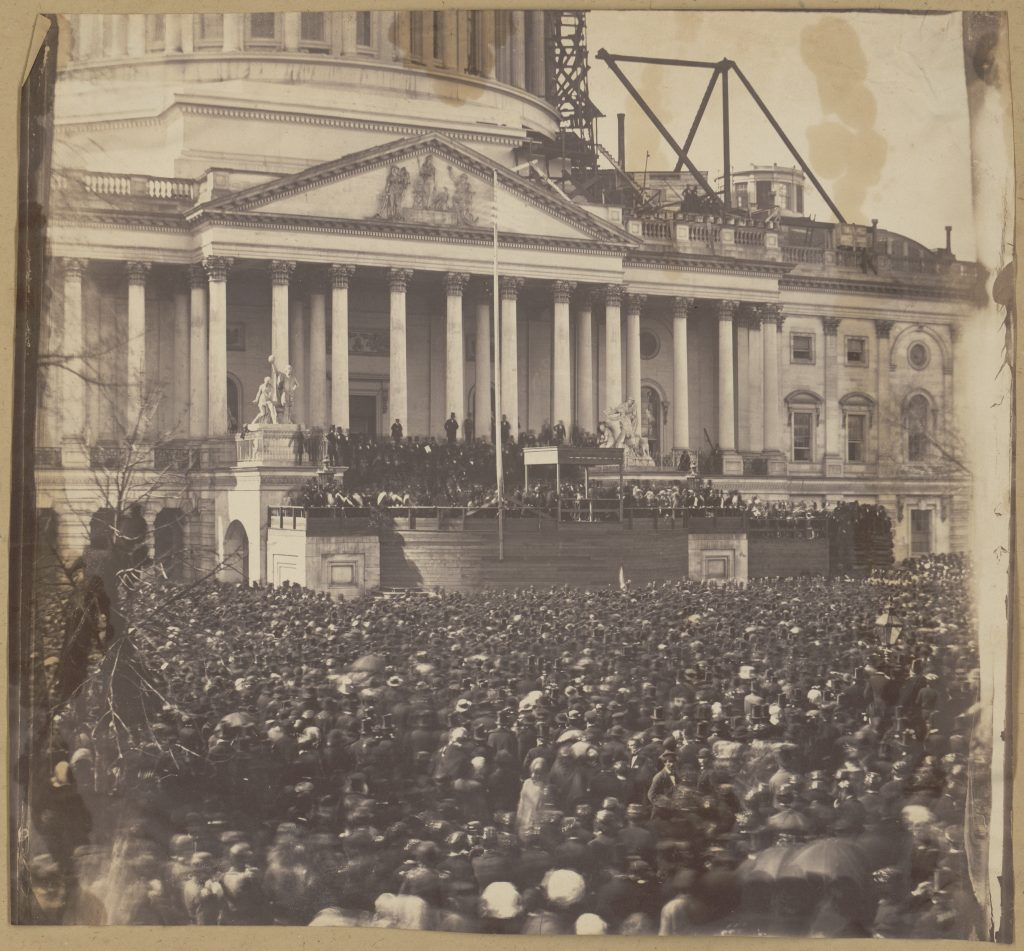 Abraham Lincoln's Inauguration