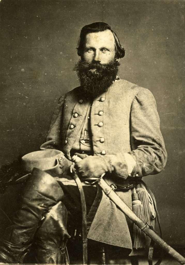 Major General J. E. B. Stuart