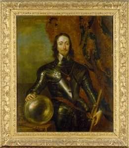 English Civil Wars and Virginia, The