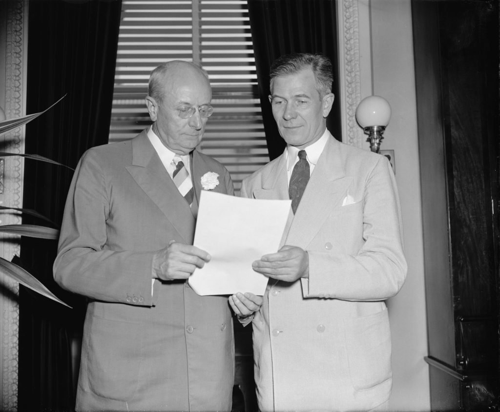 Representative A. Willis Robertson