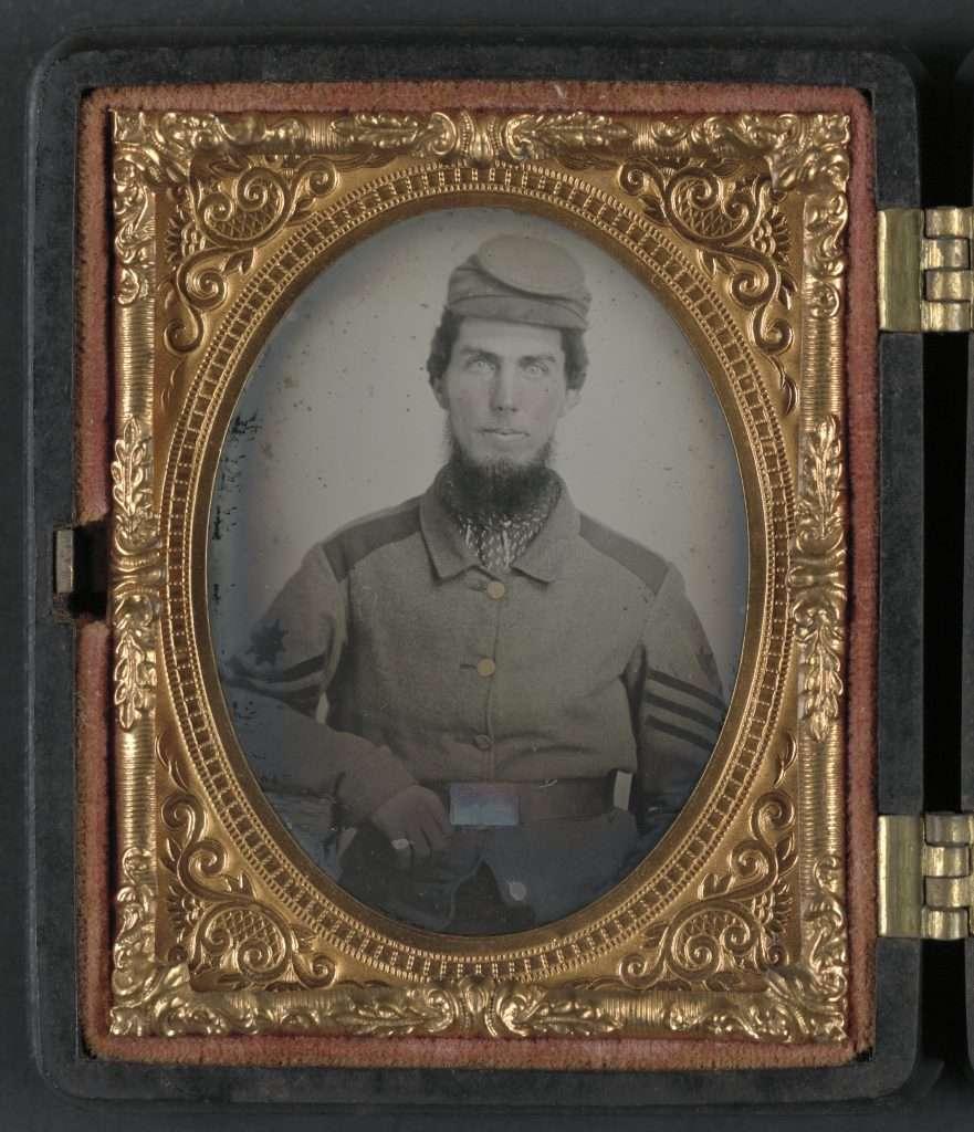 Confederate Chaplain