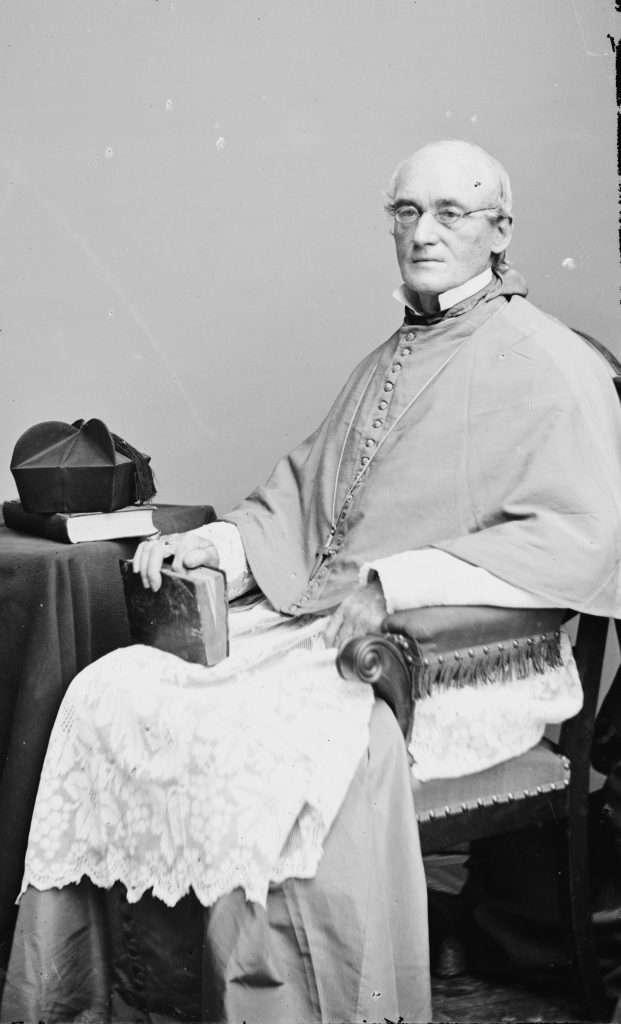 Bishop John McGill