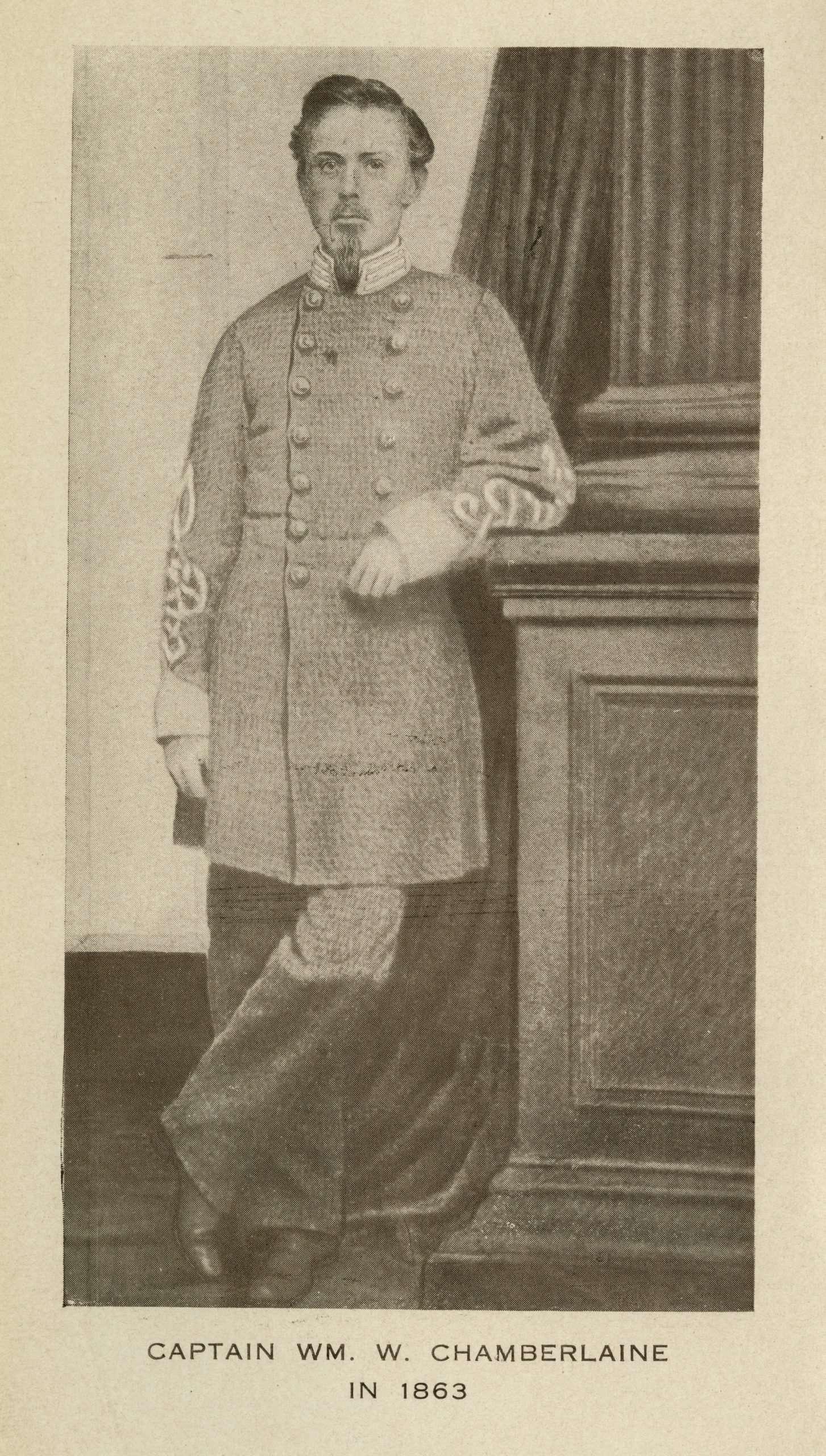 William W. Chamberlaine