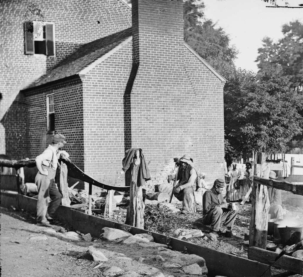 Culpeper Court House Street Scene