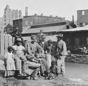 Free Blacks during the Civil War