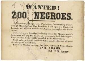 Confederate Impressment During the Civil War