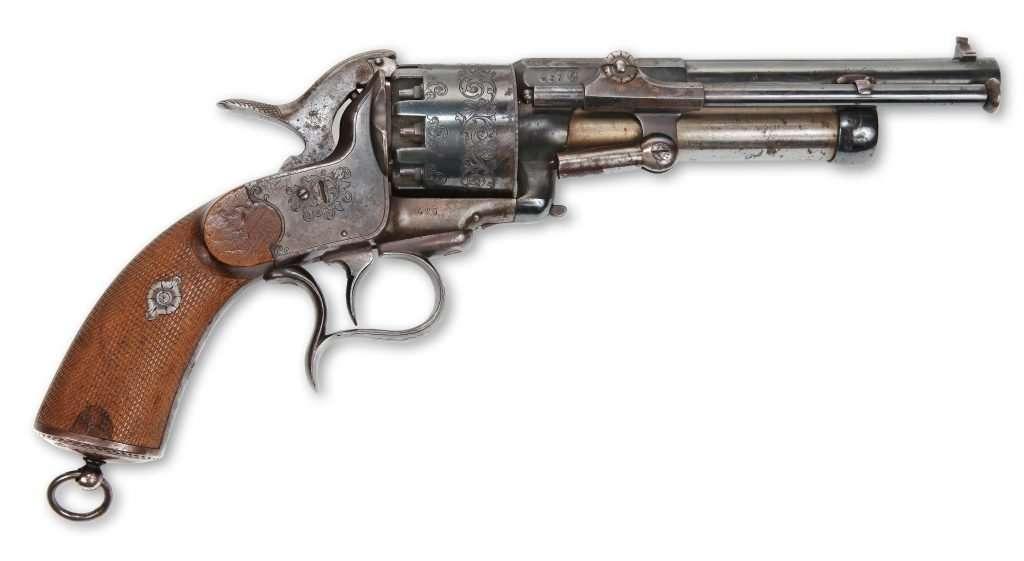 G. T. Beauregard's Revolver