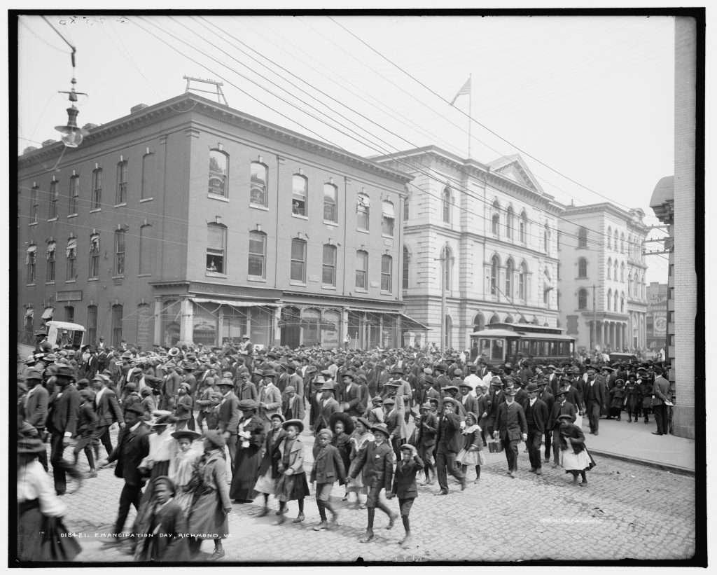 Emancipation Day in Richmond