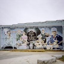 Mural Honors Country Music Sessions in Bristol