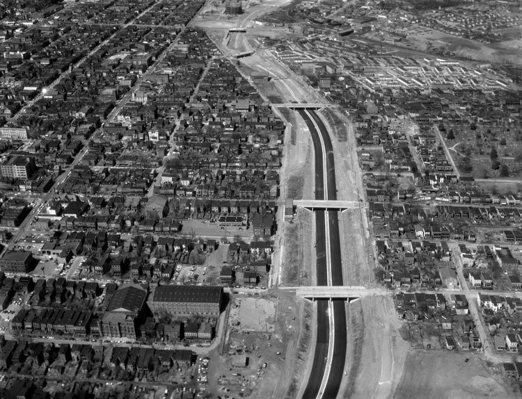 Construction of I-95