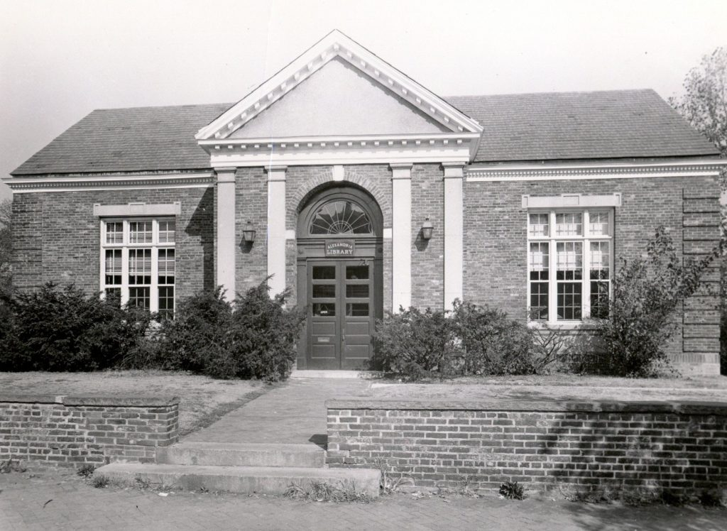Kate Waller Barrett Branch of the Alexandria Library