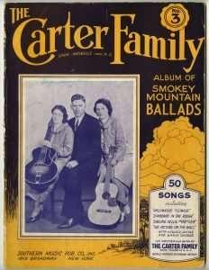 Carter, A. P. (1891–1960)