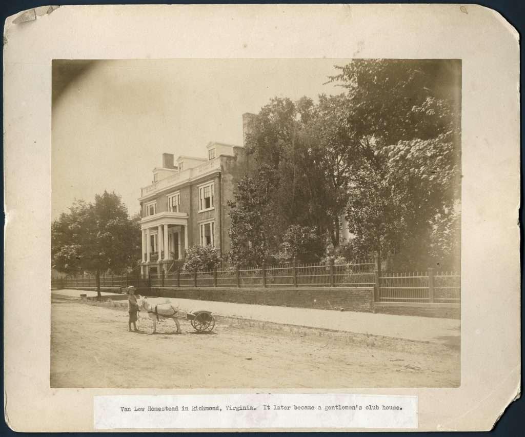Van Lew House