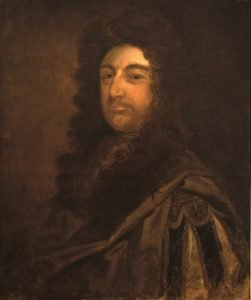 Howard, Francis, fifth baron Howard of Effingham (bap. 1643–1695)
