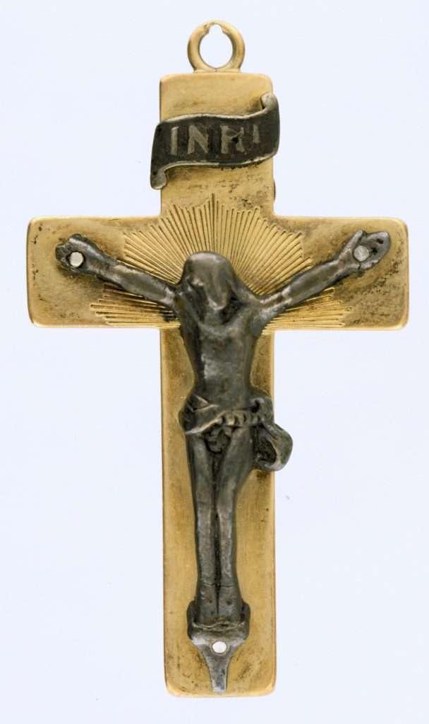 George E. Pickett's Crucifix