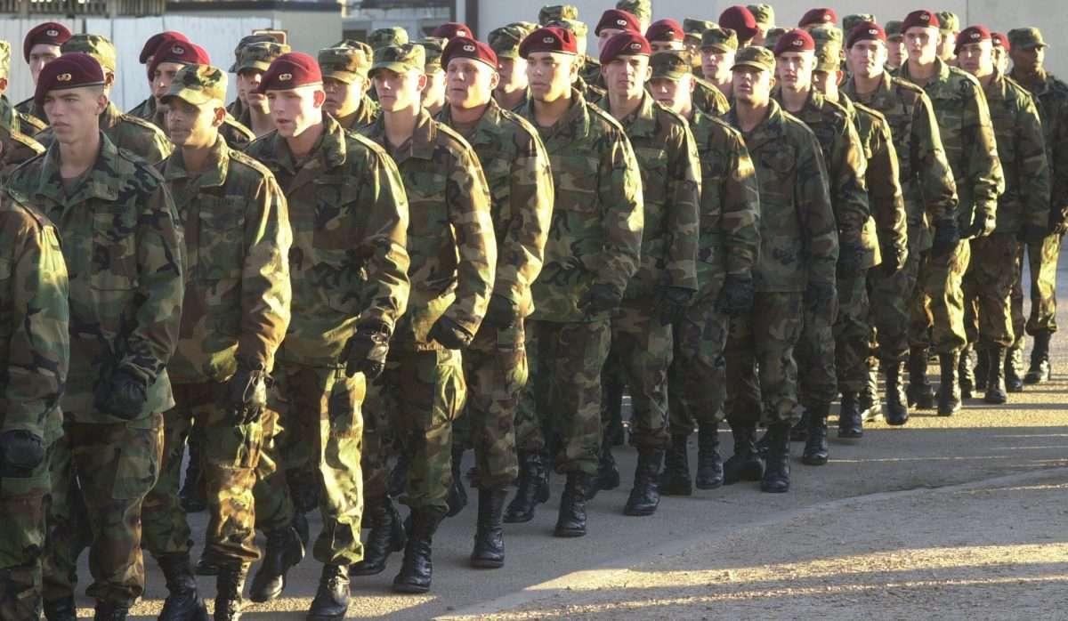 Fort Lee Soldiers