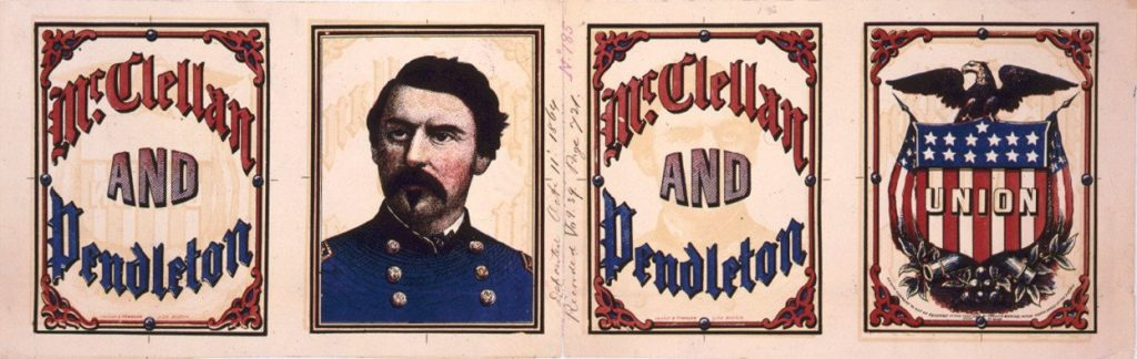McClellan and the 1864 Presidential Election