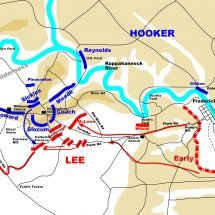 Overview of the Chancellorsville Campaign