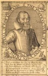 Smith, John (bap. 1580–1631)