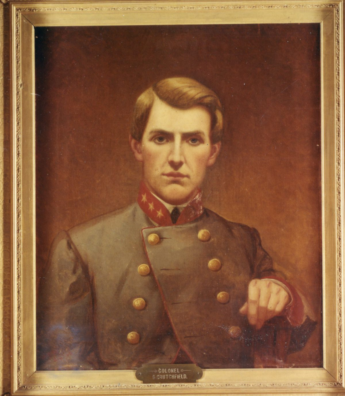 Colonel Stapleton Crutchfield